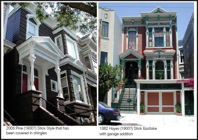 San Francisco Victorian Edwardian Architecture Dale Alla Team